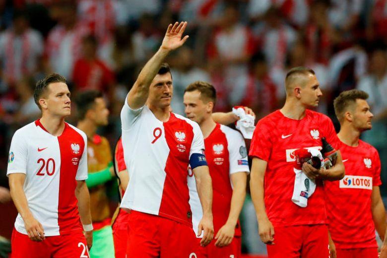 ไฮไลท์ ฟุตบอล โปแลนด์ 4 – 0 อิสราเอล